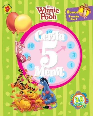 Cerita 5 Menit Winnie The Pooh