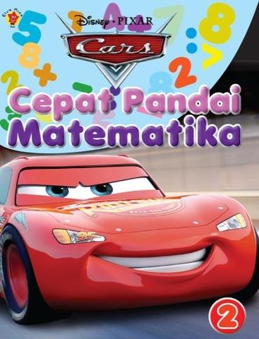 Cepat Pandai Matematika Cars 2