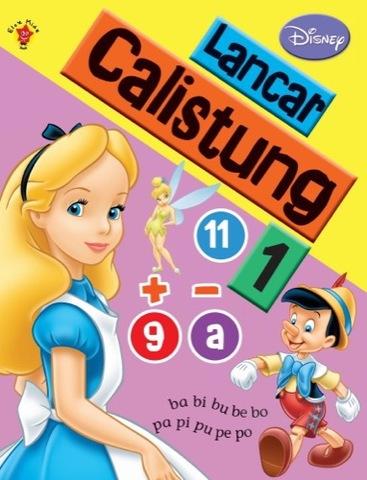 Lancar Calistung Disney 1