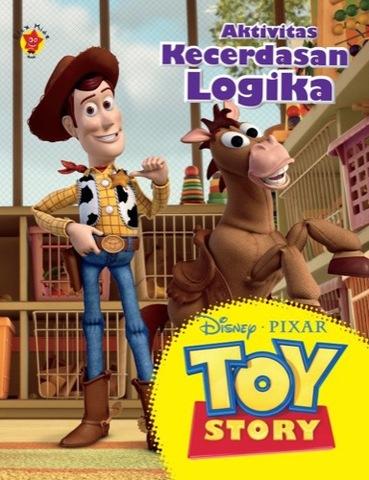 Seri Kecerdasan Logika Disney: Toy Story