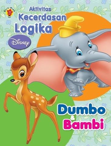 Seri Kecerdasan Logika Disney: Dumbo & Bambi