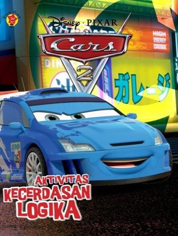 Seri Kecerdasan Logika Disney: Cars