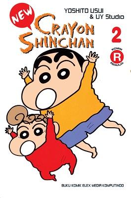 New Crayon Shinchan 02