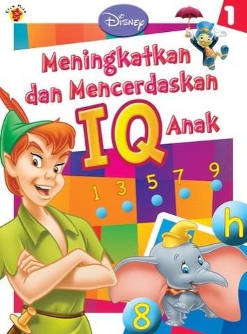 Meningkatkan dan Mencerdaskan IQ Anak Disney 1