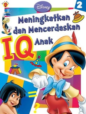 Meningkatkan dan Mencerdaskan IQ Anak Disney 2