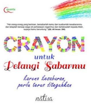 Crayon untuk Pelangi Sabarmu