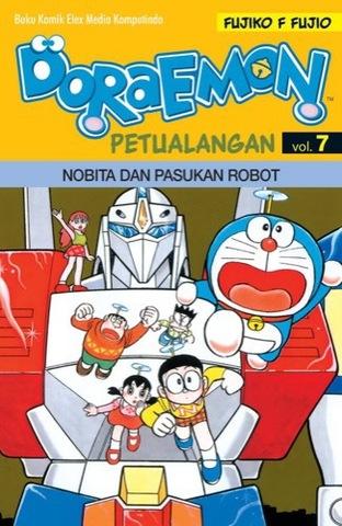Doraemon Petualangan 7 (Terbit Ulang)