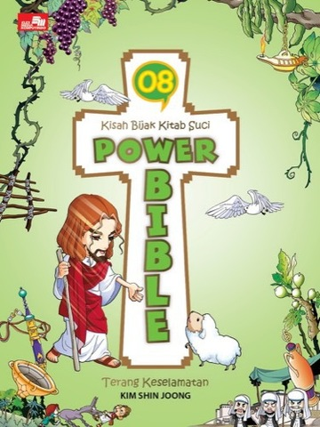 Power Bible 8