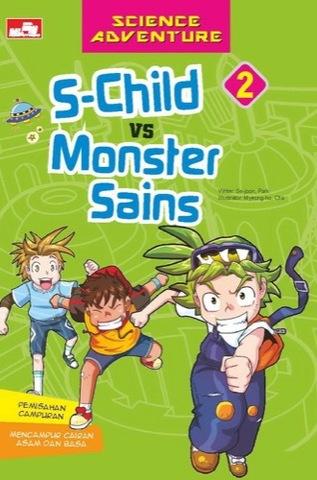 Science Adventure - S-Child VS Monster Sains vol 2