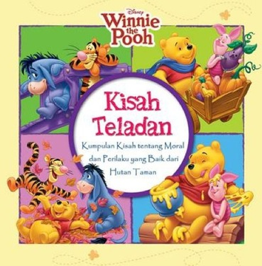 Kisah Teladan Winnie the Pooh