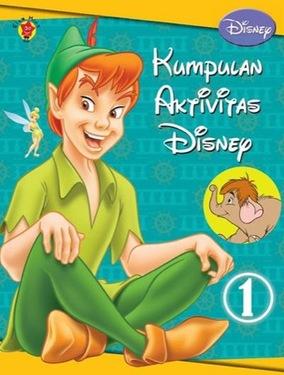 Kumpulan Aktivitas Disney 1