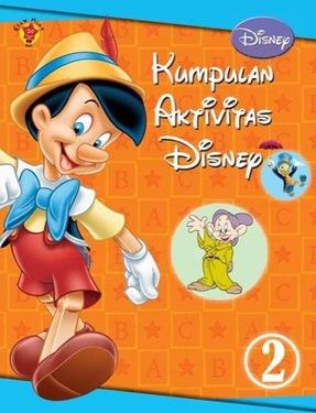 Kumpulan Aktivitas Disney 2