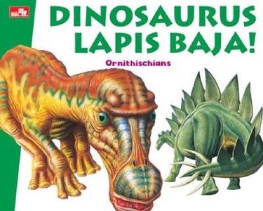 Dinosaurus Lapis Baja!