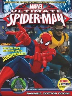 Marvel Ultimate Spiderman-Juggernaut