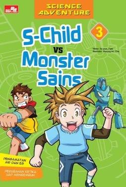 Science Adventure - S-Child VS Monster Sains vol 3