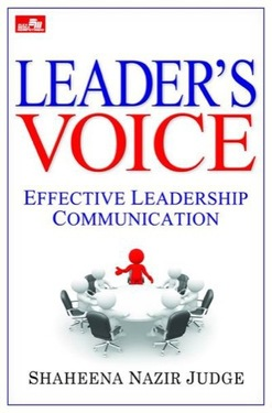 LEADER`S VOICE - Effective Leadership Communication