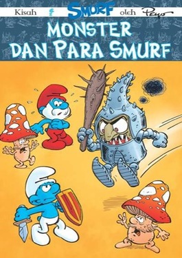 LC: Smurf - Monster dan Para Smurf