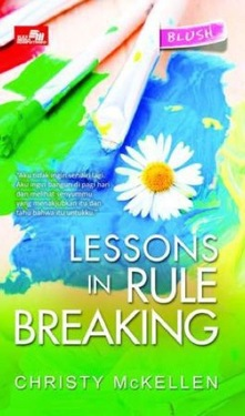 HQ Blush: Lessons in Rule - Breaking