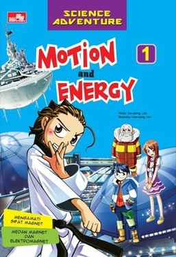 Science Adventure: Motion and Energy Vol 1