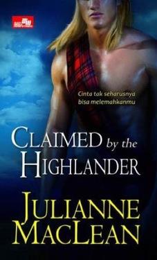 HR: Claimed by the Highlander