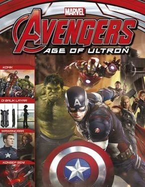 Marvel Avengers- Age of Ultron
