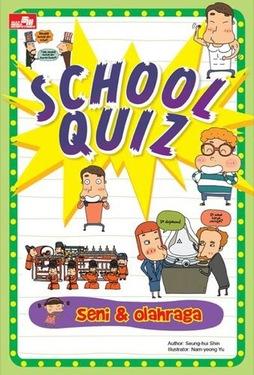School Quiz - Seni & Olahraga