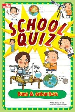 School Quiz - Bumi & Antariksa