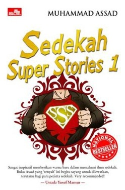 Sedekah Super Stories Full Color