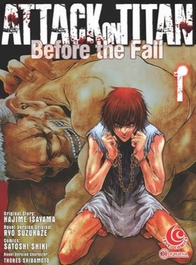 LC: Attack on Titan Before The Fall 01