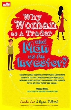 Why Woman as A Trader and Man as An Investor