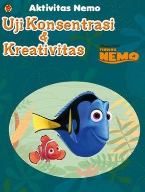 Aktivitas Nemo: Uji Konsentrasi & Kreativitas