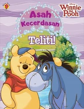 Asah kecerdasan Pooh: Teliti!