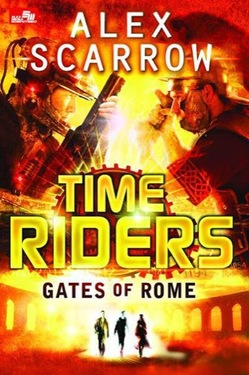 TimeRiders 5: Gates of Rome