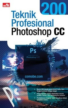 200 Teknik Profesional Photoshop CC