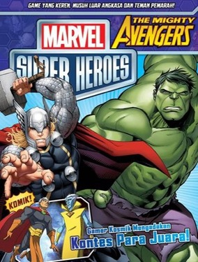 Marvel Avengers-Kontes Para Juara