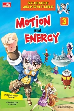 Science Adventure: Motion and Energy Vol 3