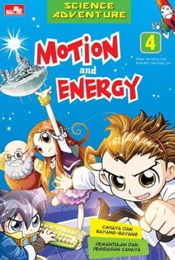 Science Adventure: Motion and Energy Vol 4