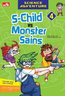 Science Adventure - S-Child VS Monster Sains vol 4