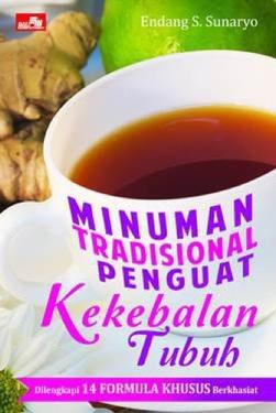 Minuman Tradisional Penguat Kekebalan Tubuh