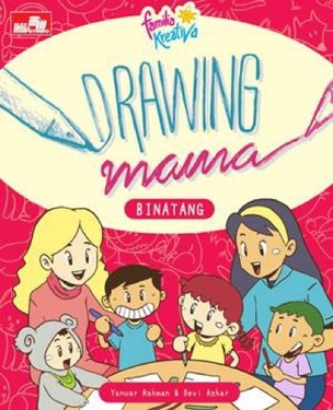 Drawing Mama - Binatang