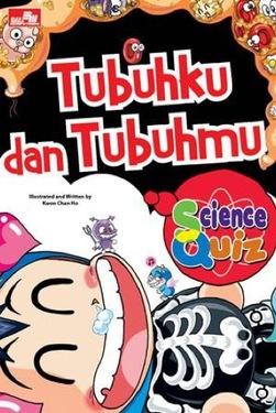 Science Quiz - Tubuhku dan Tubuhmu