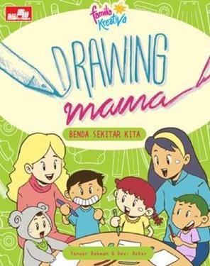 Drawing Mama - Benda Sekitar Kita
