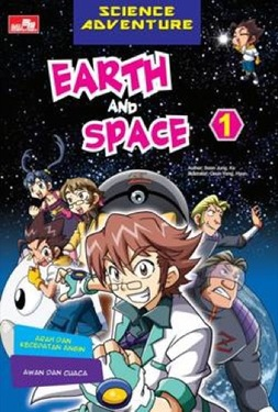 Science Adventure: Earth and Space Vol. 1
