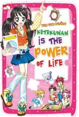 Ten-Ten - ketekunan is the power of life