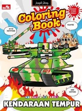 warnai dan ketahui-kendaraan tempur
