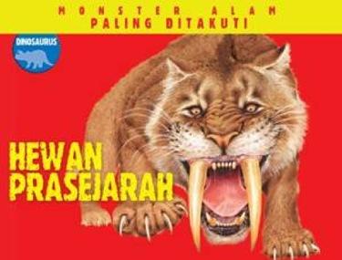Monster Alam Paling Ditakuti: Hewan Prasejarah