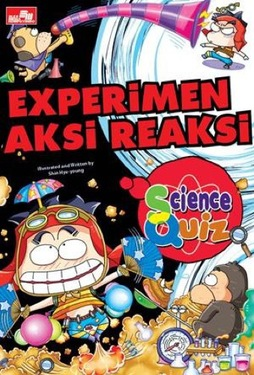 Science Quiz: Experimen Aksi Reaksi