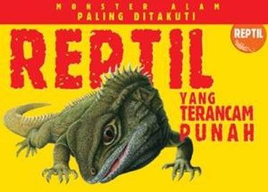Monster Alam Paling Ditakuti: Reptil yang Terancam Punah