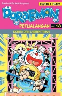 Doraemon Petualangan 13 (Terbit Ulang)