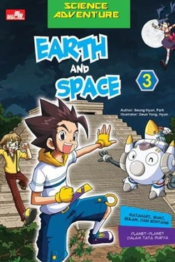 Science Adventure: Earth and Space Vol. 3